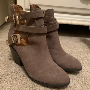 Shoes - Cut out Booties!